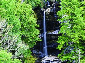Big Bradley Falls Trail