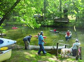 Broad River Paddle Trail