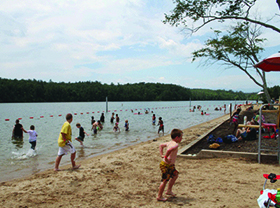 Lake James State Park Trails