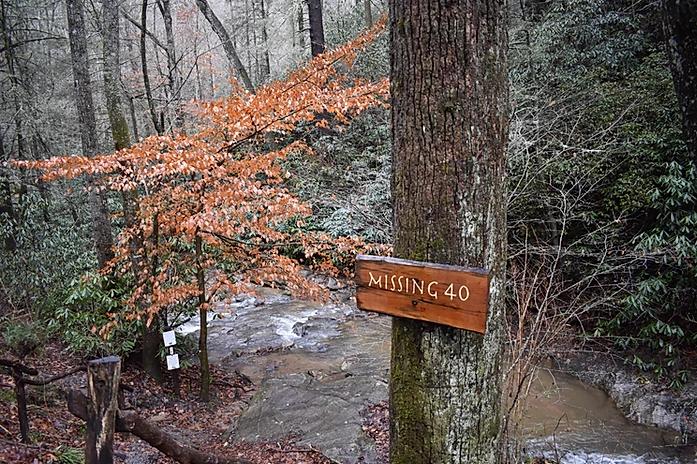 Missing 40 Trail